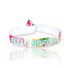 Hello Spring - Stoffbänder mit Frühlingsmotiven