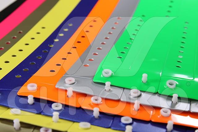 VINYL Eintrittsbänder L-Form